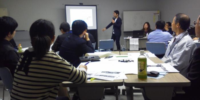 おたがいさまコミュニティづくり検討体験会(2014.2.17/2.25)