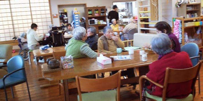 熊本市「健軍くらしささえ愛工房」を訪ねました(2014.4.4)