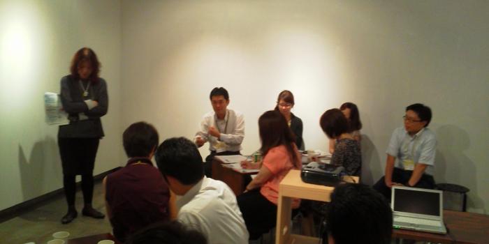 「おたがいさまコミュニティ・サロン」を開催(2014.8.4)