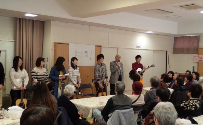 第6回カフェ「たまり場」開催しました(2015.03.02)